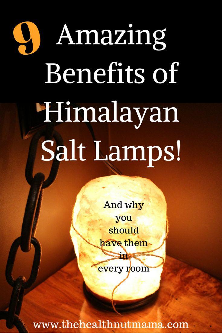 Salt Lamp Sleep Benefits : 1000+ ideas about Benefits Of Himalayan Salt on Pinterest Himalayan salt, Salt inhaler and ...