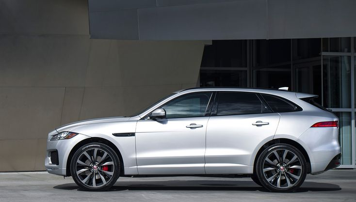 Jaguar joins the luxury crossover frenzy with the all-new 2017 F-Pace, and we take it for a spin…