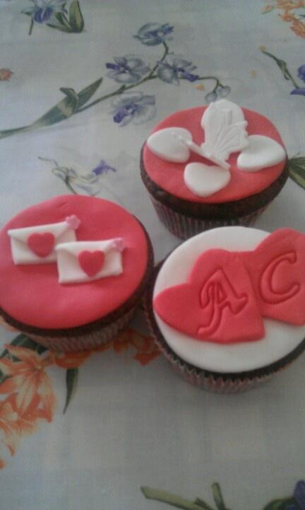 San Valentino Cupcake
