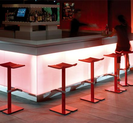 Stacky stackable stools and barstools are ideal for both public and private spaces, including cafe, restaurant, dining, meeting and office. http://www.zenithinteriors.com.au/product/1410/stacky-