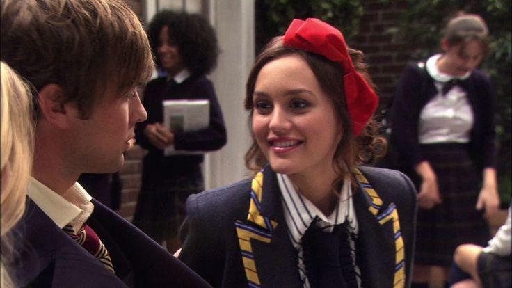 Blair Waldorf's prep school blazer