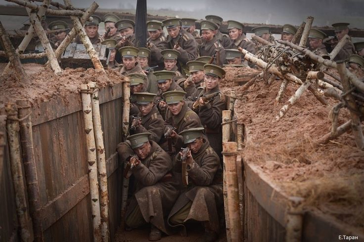 В омских кинотеатрах стартовал фильм о первом женском «Батальоне смерти»