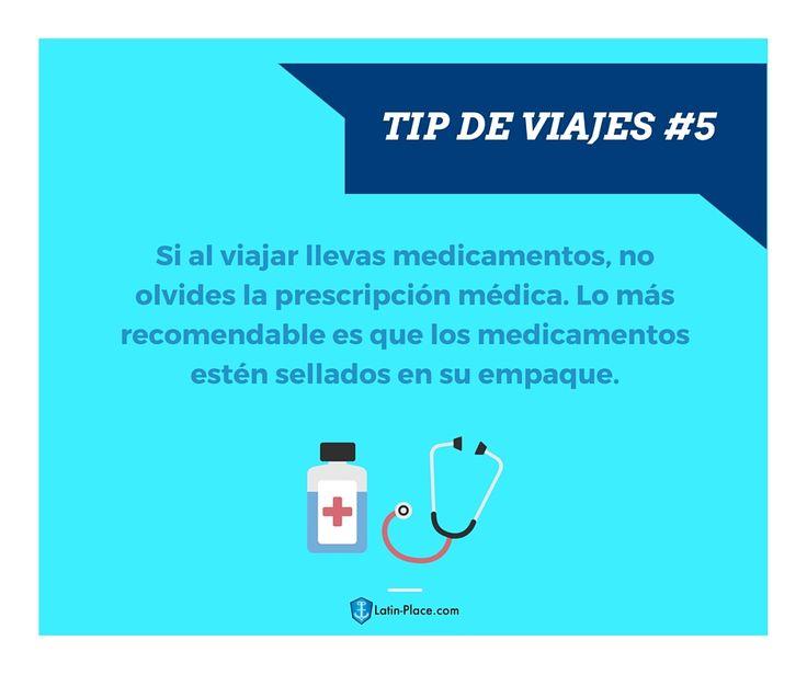 Tip de viajes #5 - Latin-place.com #tipsdeviajes #viajes #traveltips #traveling