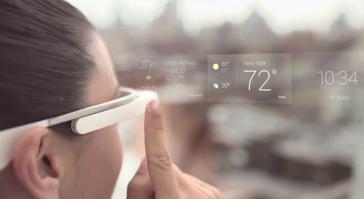 #Video Streaming App for Google Glass
