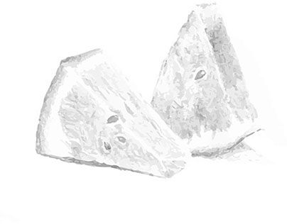 """Check out new work on my @Behance portfolio: """"Fruits sketches"""" http://on.be.net/1XNC93E"""