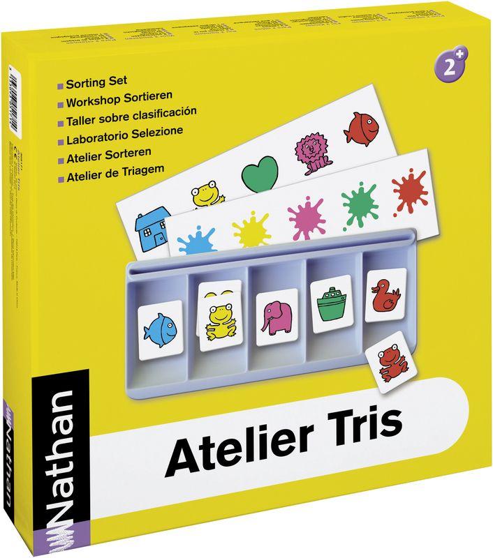 Atelier Tris - Matériel éducatif NATHAN