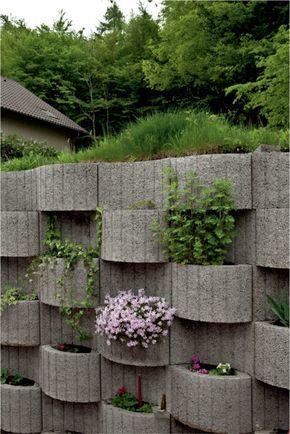 36 best mauer images on Pinterest Garden paths, Garden walls and