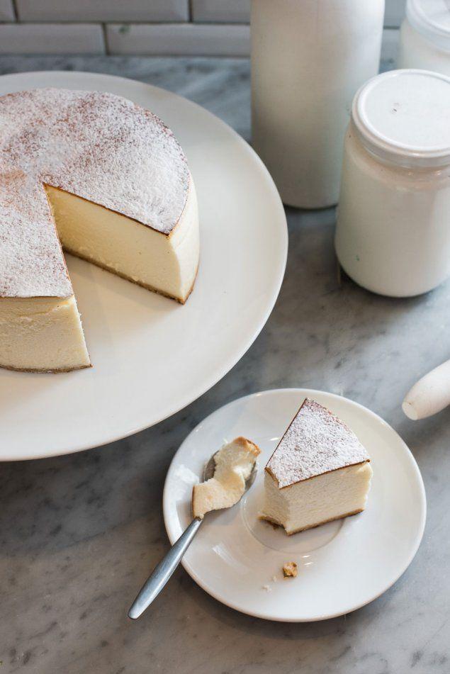 עוגת גבינה קלאסית של רולדין (נמרוד סונדרס)