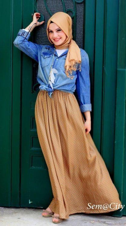 lo.Ol cute hijab style