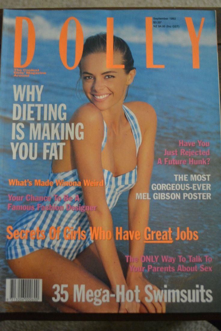 Dolly September 1992 | Alison Brahe