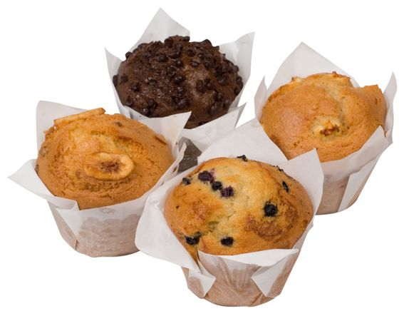 Muffin perfecto