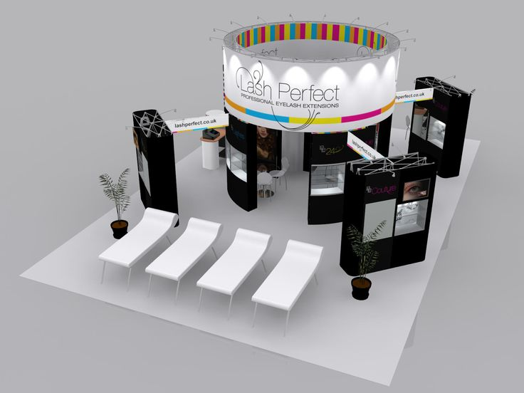 Exhibition Stand Cosmetics : Best images about beauty cosmetic exhibition stands