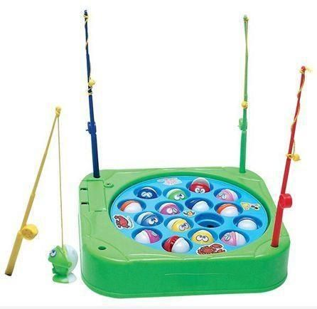 A toy from 90s with magnetic fishes. Would play this with my mom for hours!