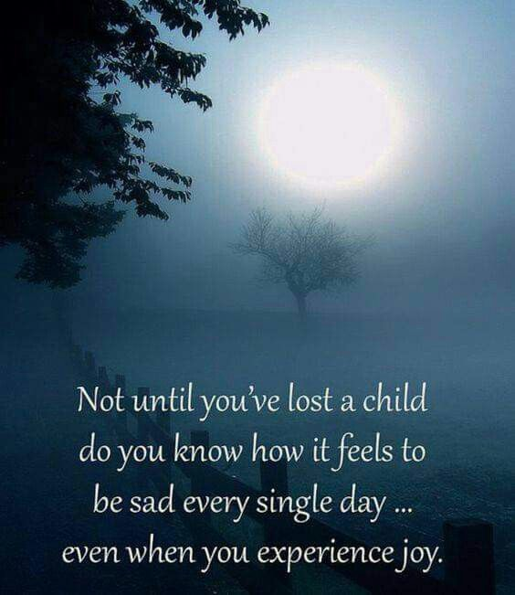Every Single Day no matter how you look on the outside. Missing my son Gus so very much ❤❤❤