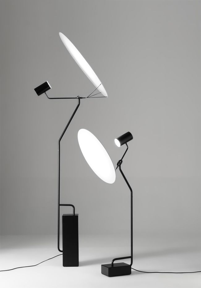 Full Moon Lamp by Cedric Ragot | Featured on sharedesign.com.