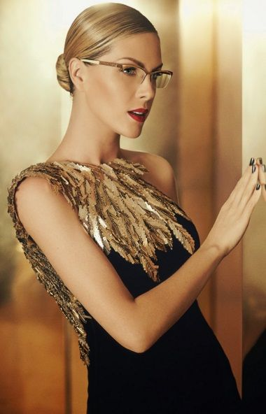 Ana Hicmann Eyewear! #Hickmann #glasses #perfectstyle #fashion Facebook: OpticalHouse Twitter: @OpticalHouseGen Instagram: @OpticalHouseGen