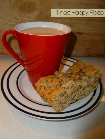 There's nothing like having a hot cup of tea or coffee with a yummy rusk on a cold winter's morning. And it's the nicest snack to keep in my drawer at the office to turn the 3 o'clock slump into a…