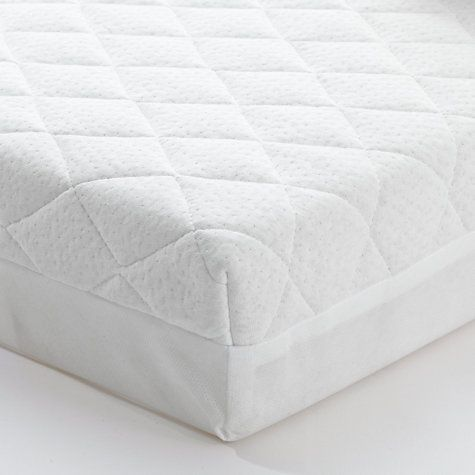 John Lewis Premium Foam Cot Mattress 120 X 60cm Online At Johnlewis