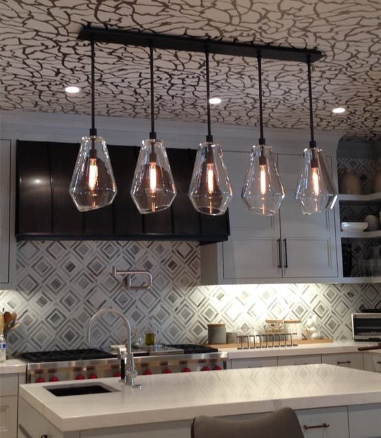 Brand Portfolio By Zia Priven. Linear ChandelierKitchen ContemporaryMuse Chandeliers