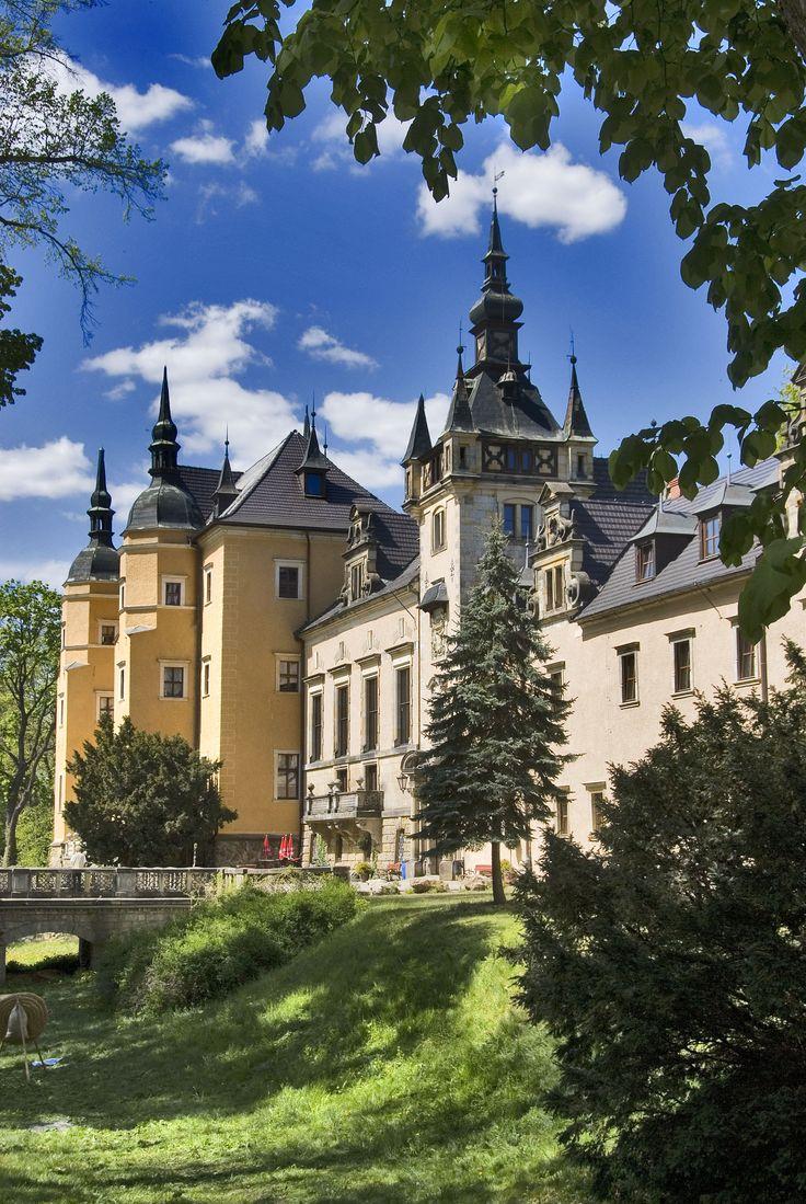 Le Château de Kliczków. (Photo: Wiesław Jurewicz)