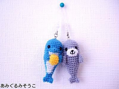 141 best images about Amigurumi - sea creatures on Pinterest