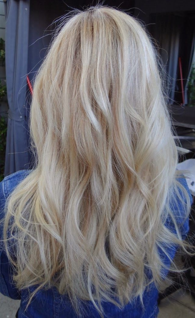 Natural Blonde Hair