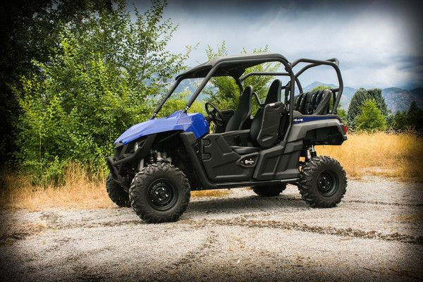 Yamaha Wolverine Backseat And Roll Cage Kit