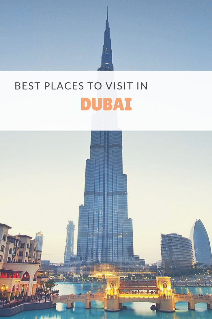 Man-made islands, the tallest skyscraper in the world, a hotel designed as a yacht's sail which is deemed to be the only 7 star and souks that roll back the years as soon as you step in the zone – Welcome to Dubai! Located on...
