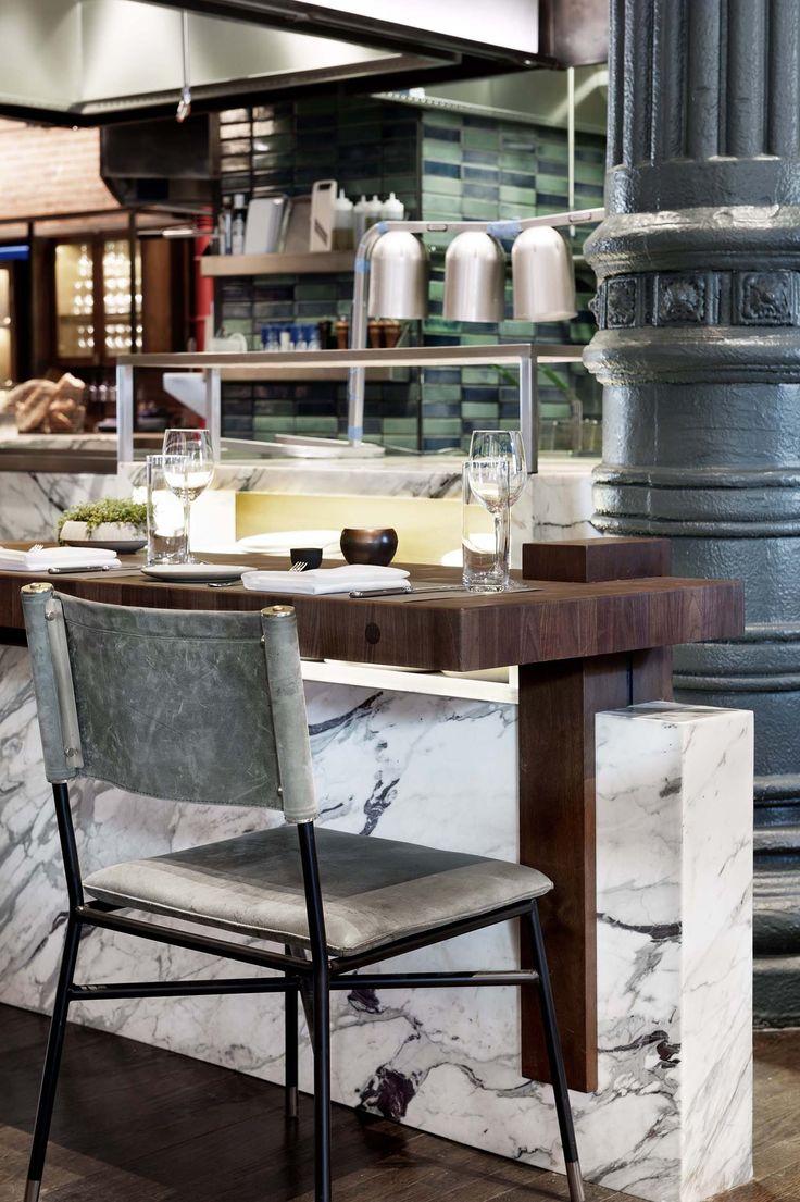 32 best restaurant kitchen images on Pinterest   Industrial kitchens ...