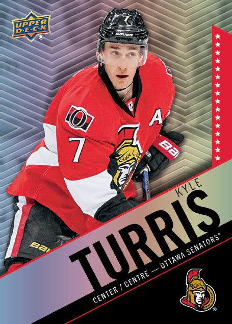 Tim Hortons Collect To Win - Upper Deck Hockey Cards - Kyle Turris
