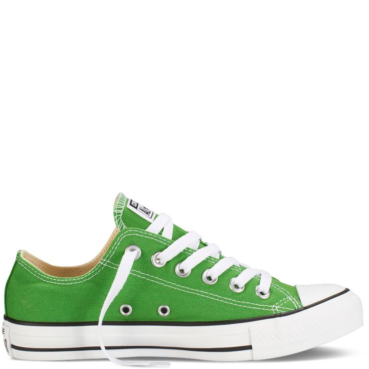 Chuck Taylor All Star Fresh Colors jungle green... Preferably Kelly Green  if it · ConverseConverse ... 70753b62df
