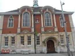 The old Walthamstow Library, I used to visit often.