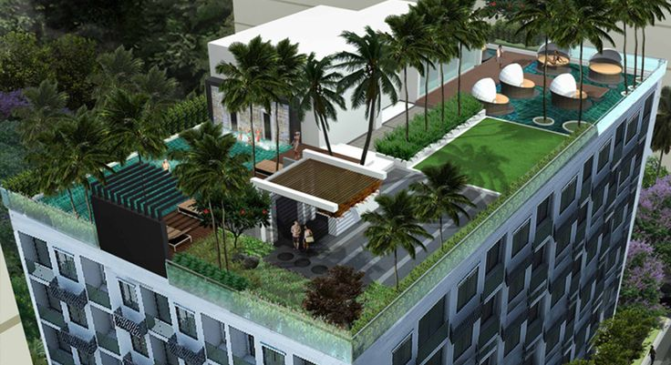 Condo Rooftop Garden Google Search House Styles Home