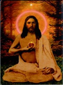 All the spiritual masters are embodiments of Love; meditation is a wonderful practice to get in touch with this great Love that resides within us all.