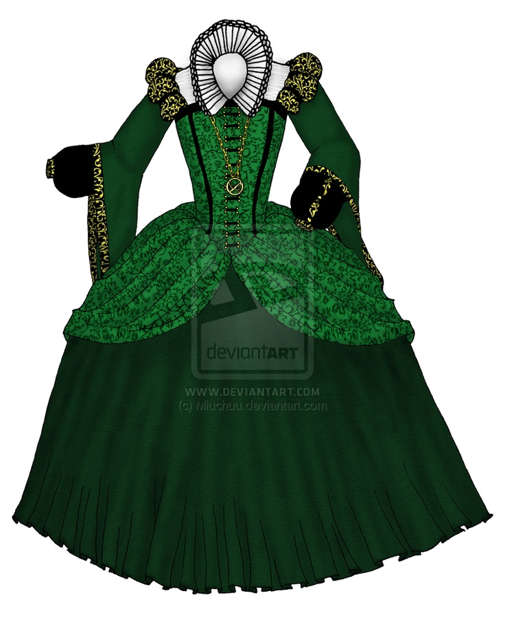 elizabethan era dresses - photo #36