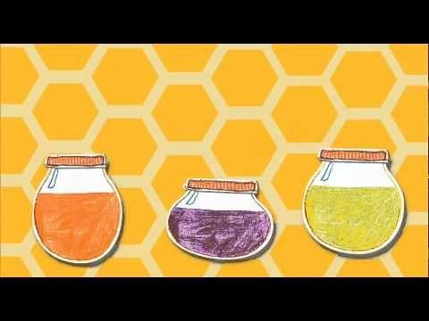 Pourquoi les abeilles font-elles du miel ? - YouTube