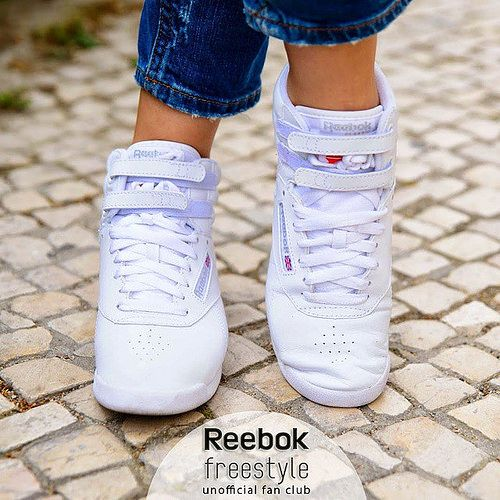 Reebok freestyle - absolute perfection!
