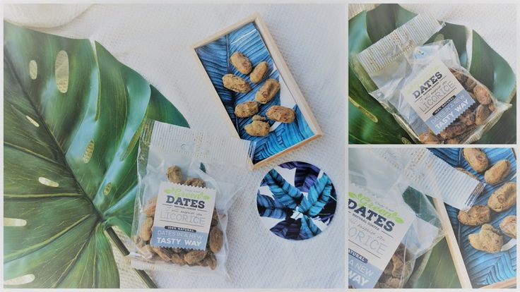 Pure Connection: Licorice Dates
