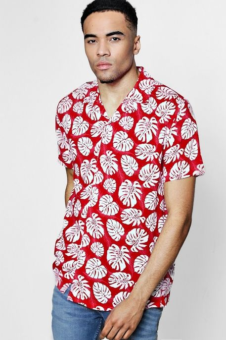 a4df37b0 Browse men's shirts with short and long sleeved options. Shop shirts for  men at boohooMAN with a variety of prints including check and denim.