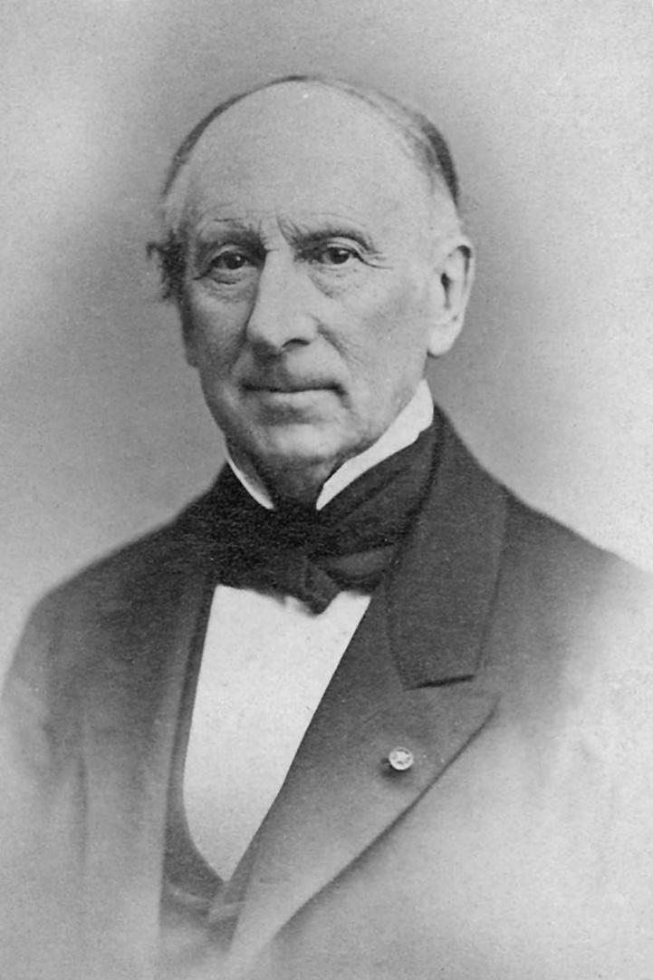 Augustin-Louis Cauchy (1789 - 1857)
