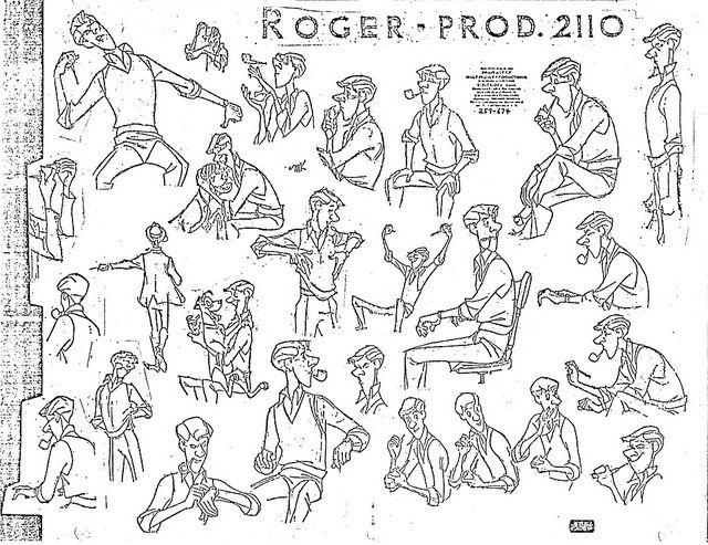 Roger Radcliffe by tobor68, via Flickr