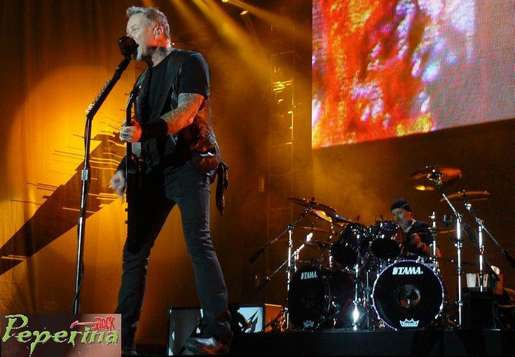 Repertorio de Metallica en Costa Rica 2016 – revista rock peperina