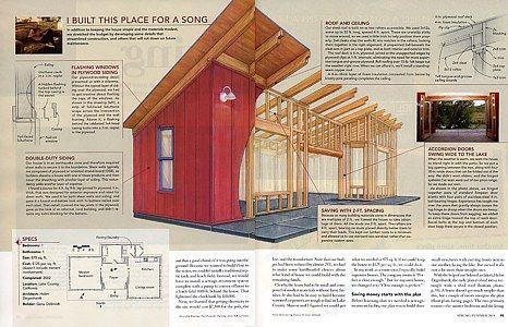 45 best lake house plans images on pinterest lake house for Fine homebuilding houses