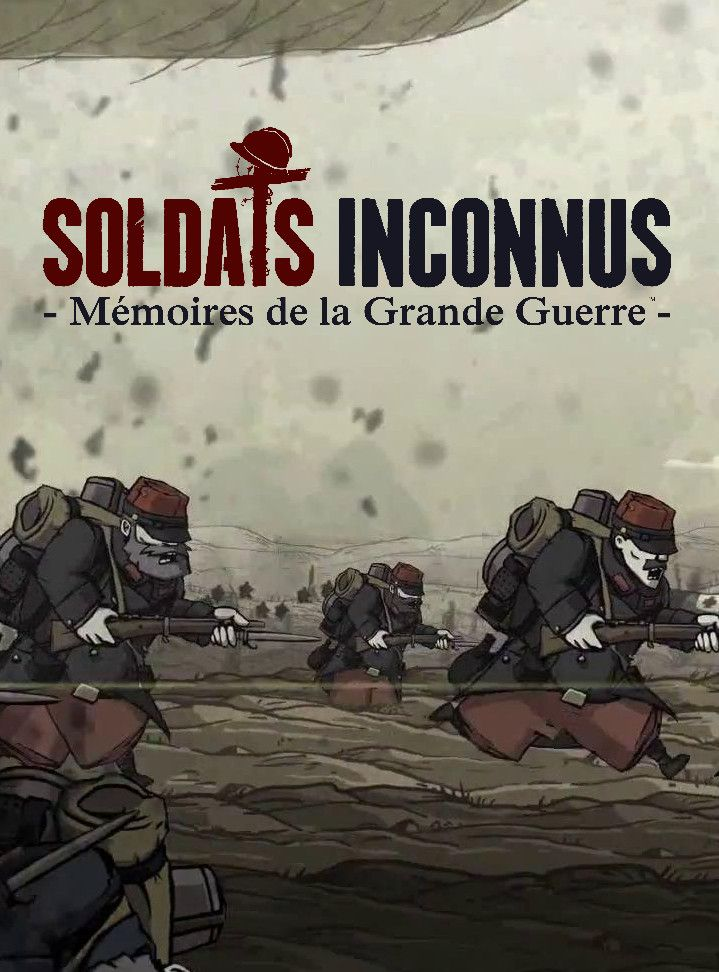 Soldats Inconnus : Mémoires de la Grande Guerre (2014) - Jeu vidéo