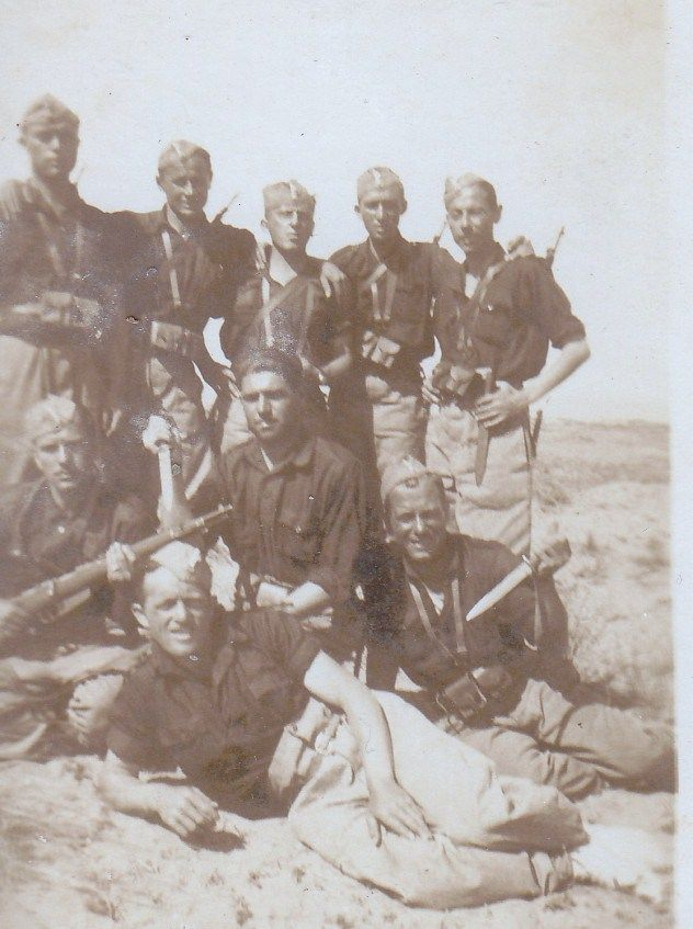 Italian soldiers north africa WWII, pin by Paolo Marzioli