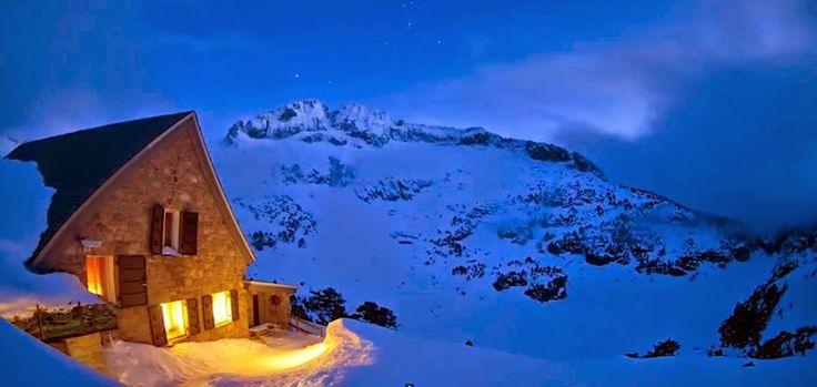 Pirineo catalán, magnífico paraje para pasar las vacaciones de Navidad