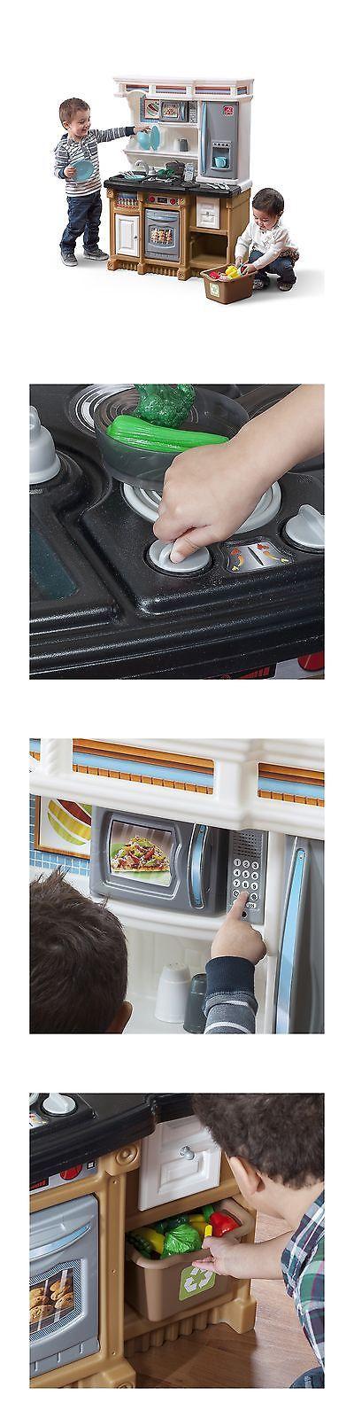 Kitchens 158746: Step2 Lifestyle Custom Kitchen Playset -> BUY IT NOW ONLY: $99.23 on eBay!