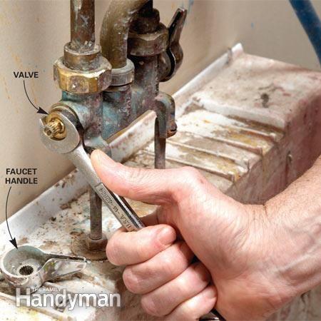 Fix a Leaking Faucet