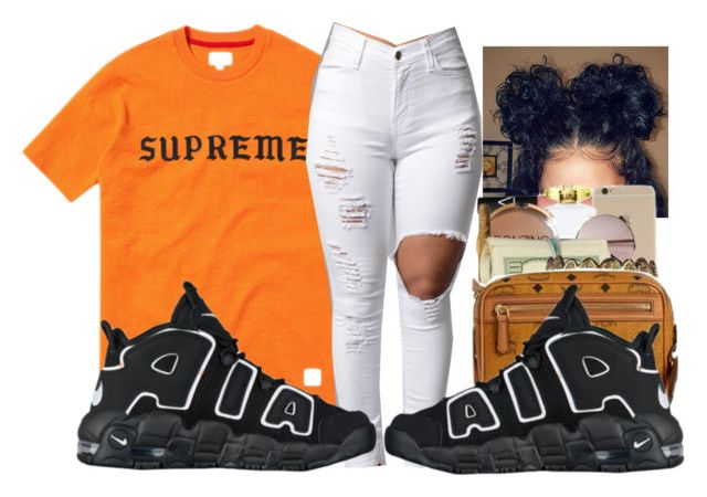"""""""Untitled #159"""" by woedatsclo ❤ liked on Polyvore featuring NIKE"""