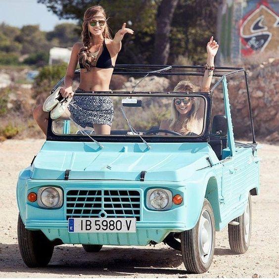 Citroën #Mehari